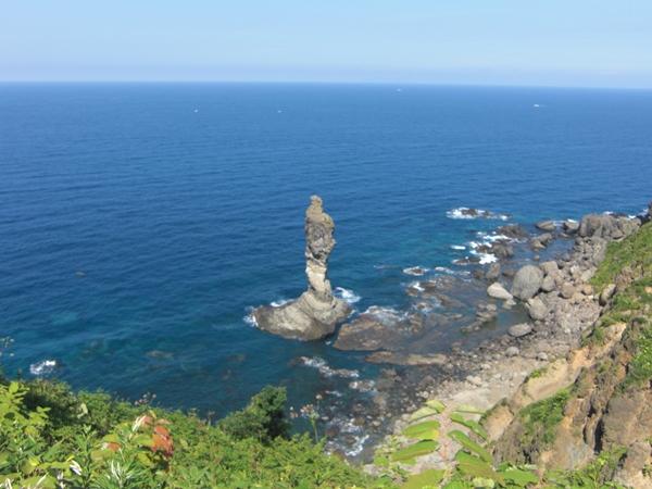 【積丹町】積丹町・女郎子岩観光案内です。