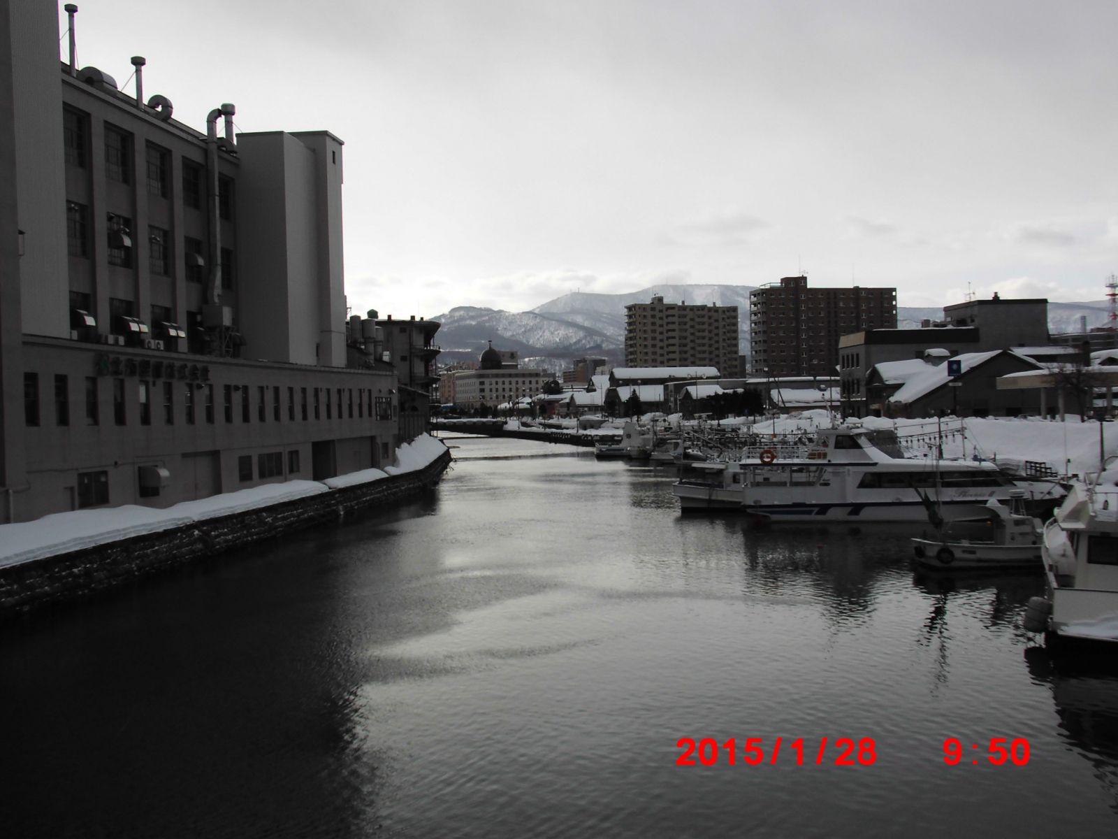 【北海道小樽での観光タクシー】得旅!冬の小樽周遊観光タクシー早回り3時間Bコース