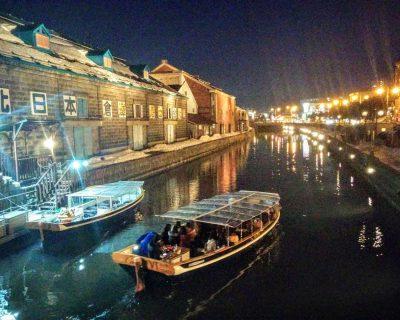 北海道小樽観光ジャンボタクシー:小樽周遊観光5時間コースです。