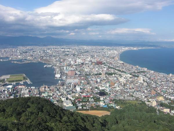 【函館】函館周辺観光写真です。