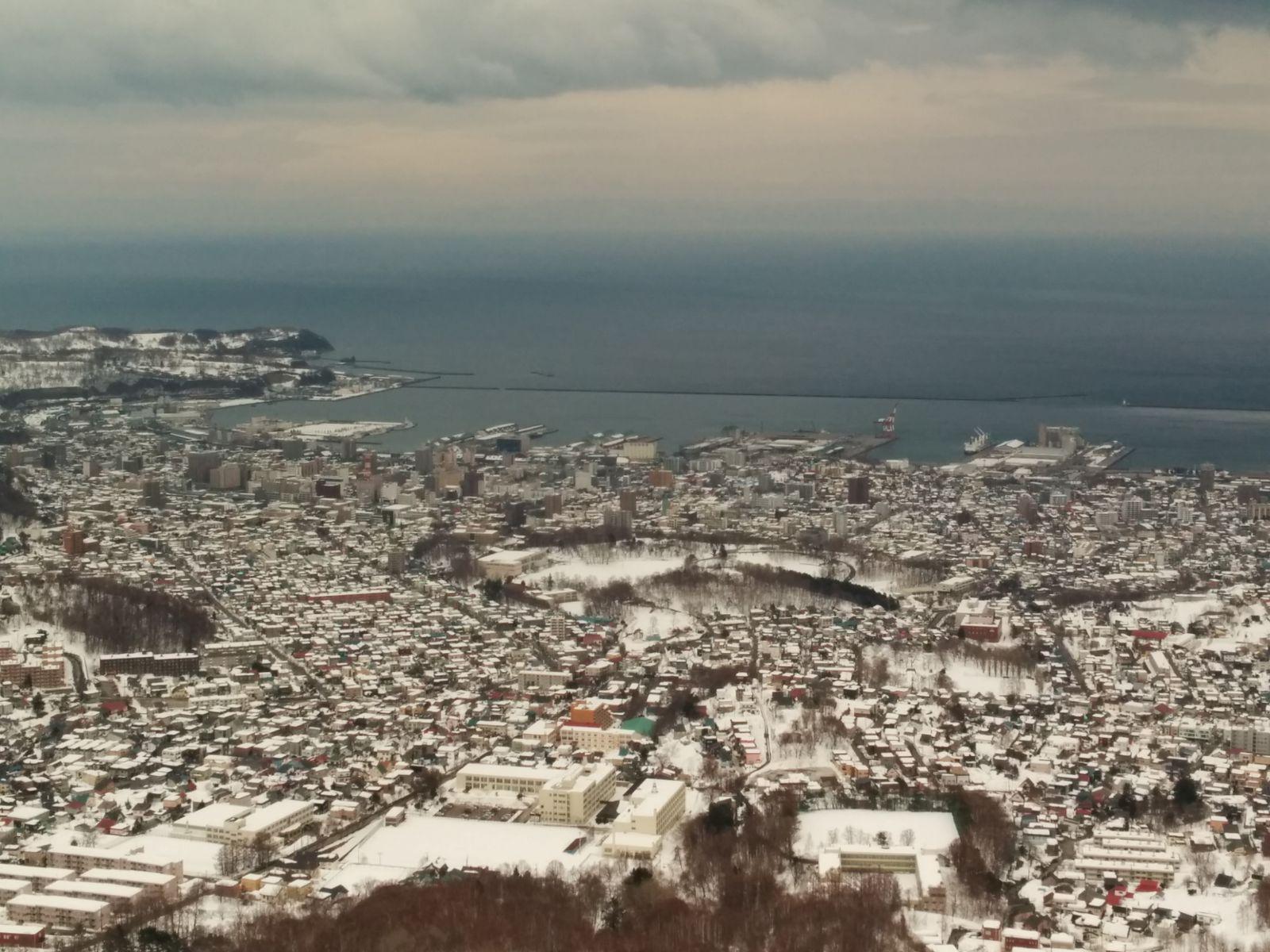 【小樽市】小樽朝里ダム・奥沢水源地・天狗山観光案内です。