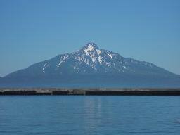 【利尻島】利尻富士(利尻山)観光案内です。