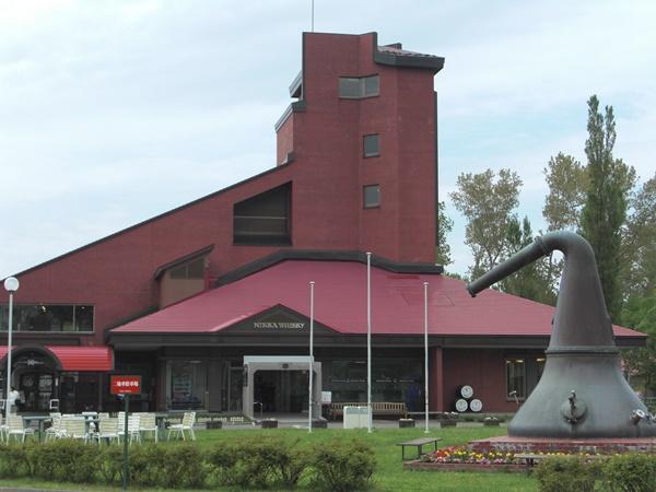 【余市】ニッカウヰスキー北海道工場観光案内です。