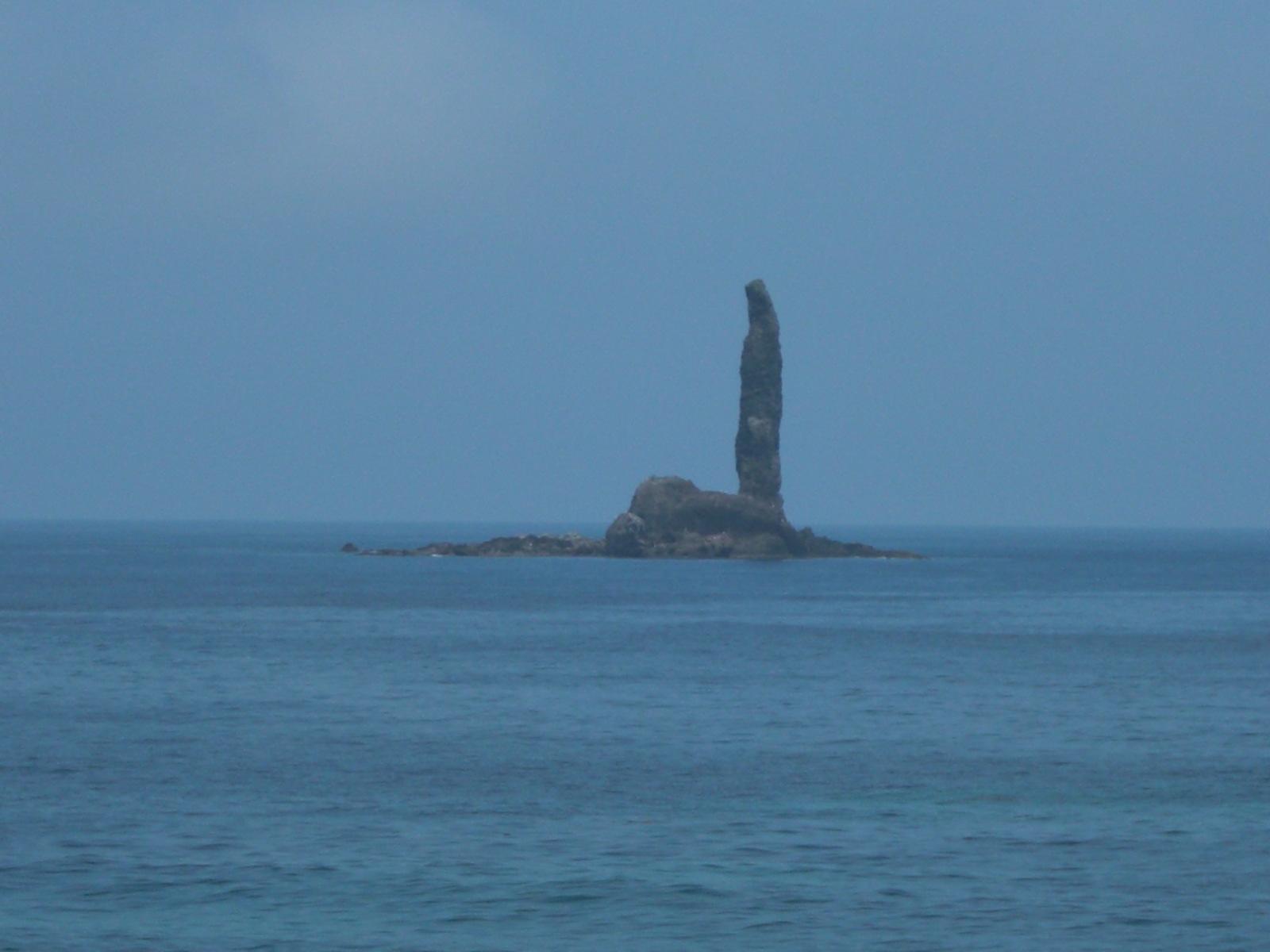 【積丹半島】ローソク岩・恵比寿岩・大黒岩観光案内です。
