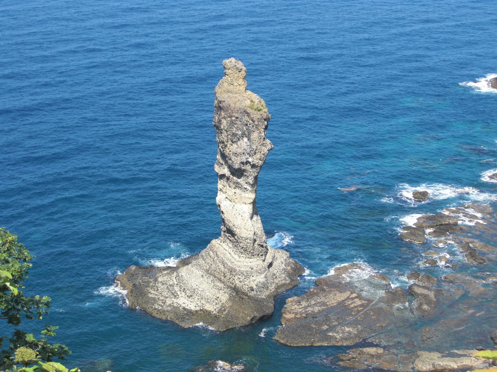 【積丹半島】女郎子岩観光案内です。