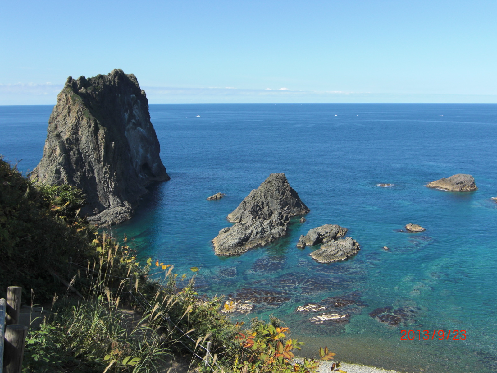 【積丹】島武意海岸・積丹岬観光案内です。