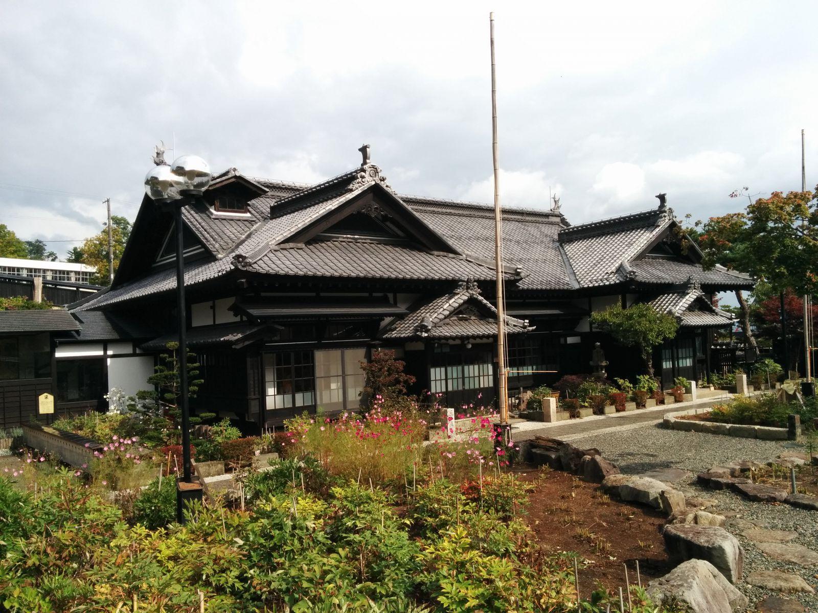 【小樽市】小樽旧青山家別邸観光案内です。