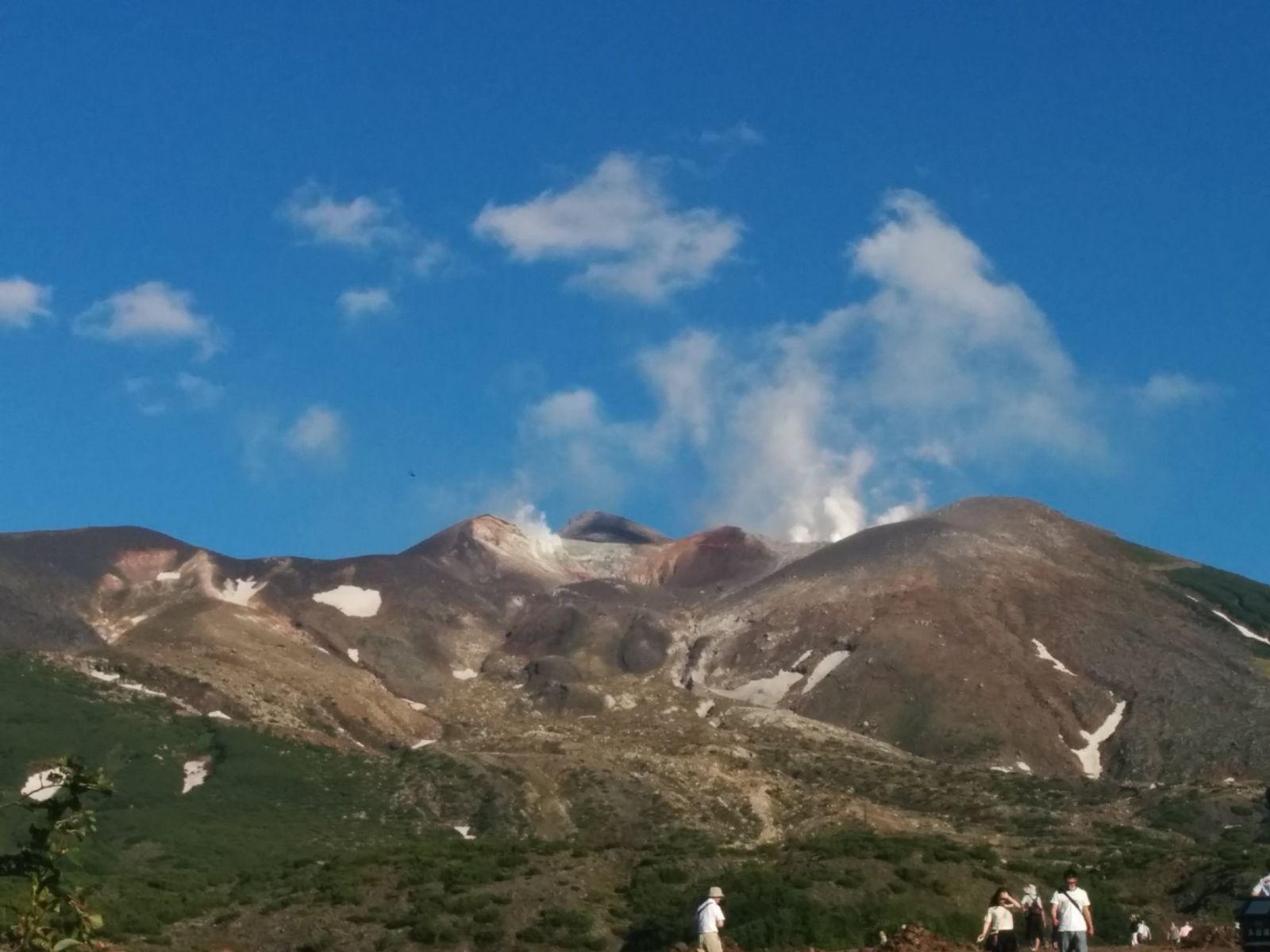 【美瑛町】望岳台観光写真です。