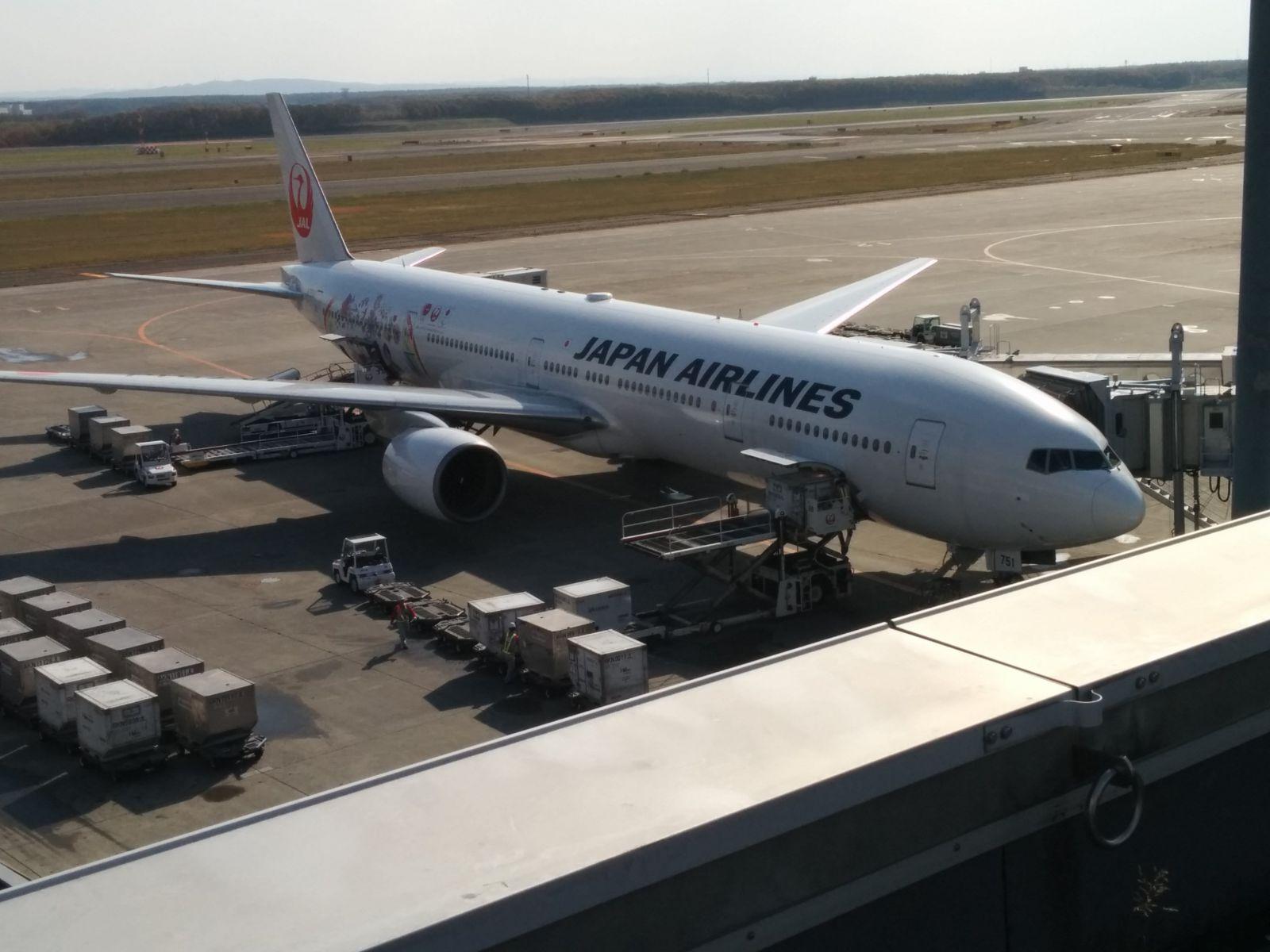 【新千歳空港】新千歳空港・展望デッキ観光写真です。