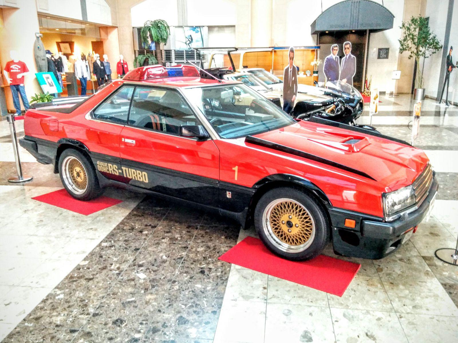 【小樽】小樽裕次郎記念館・西部警察観光タクシー