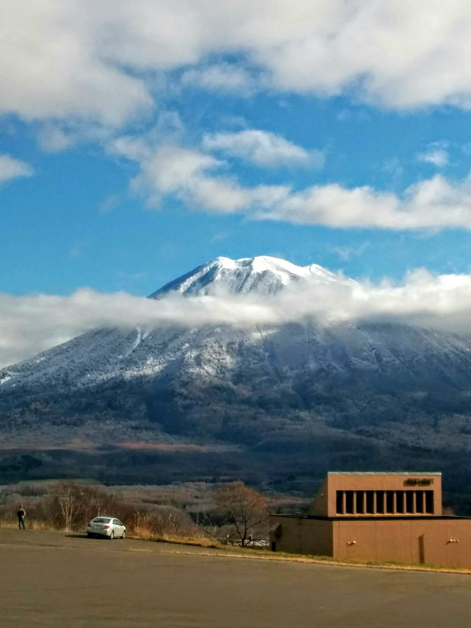 【羊蹄山】蝦夷富士・羊蹄山観光案内です。