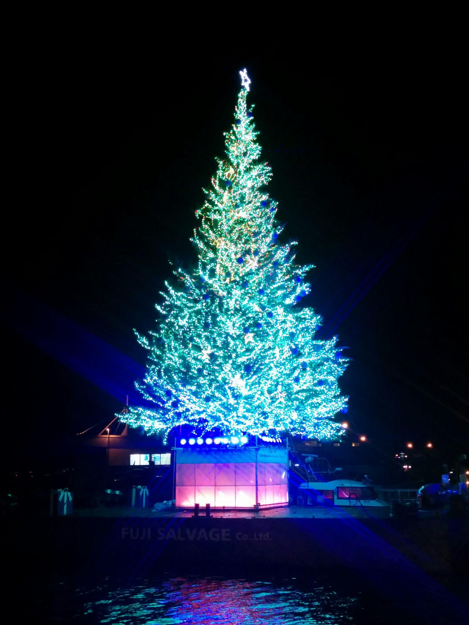 【函館】函館クリスマスファンタジー観光タクシー