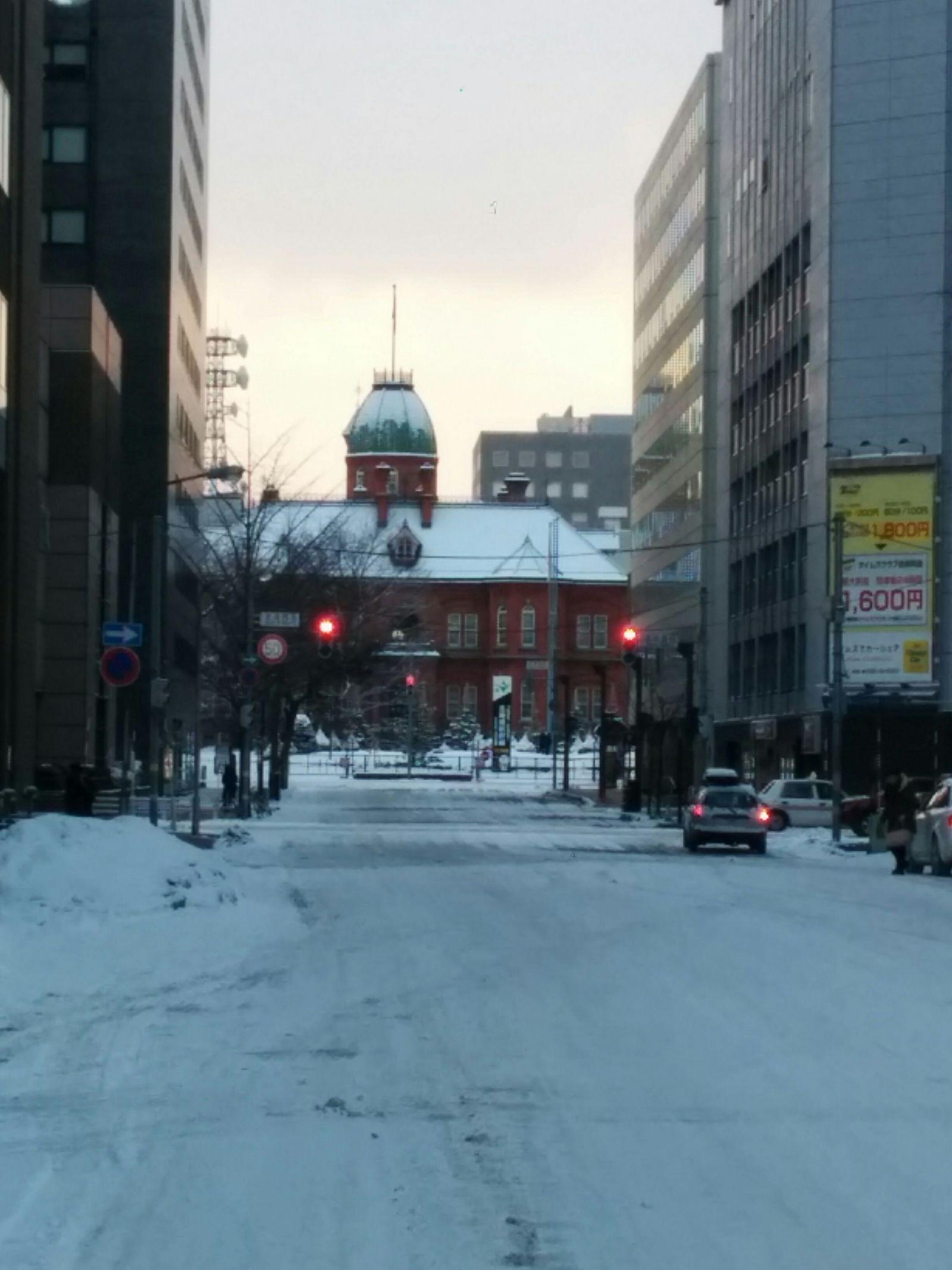 【札幌市】冬の札幌市観光タクシー