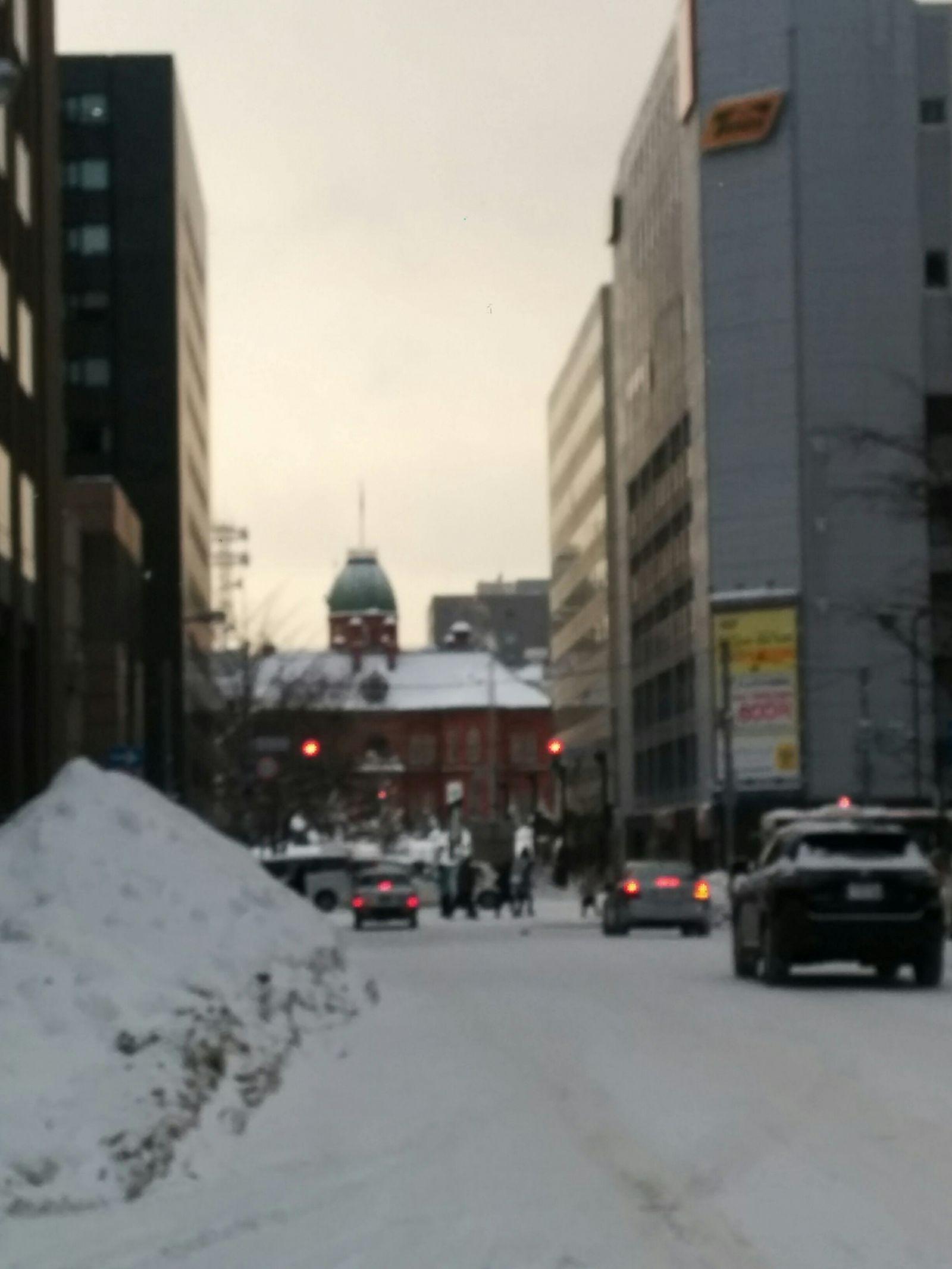 【札幌】雪の札幌観光タクシー