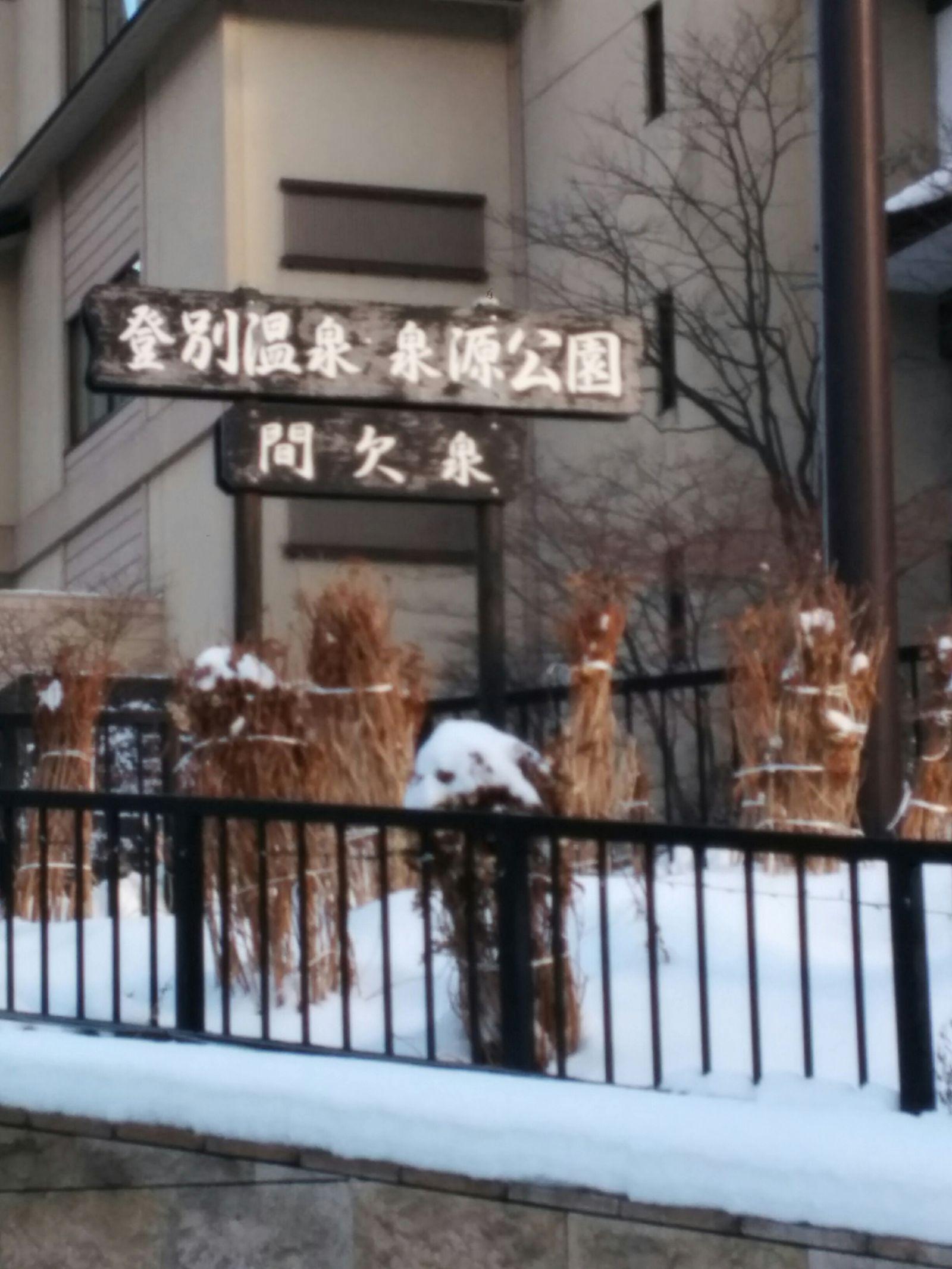 【登別温泉】泉源公園・間欠泉観光案内です。