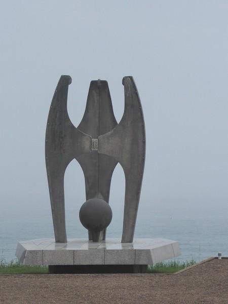 【猿払村】インディギルカ号遭難者慰霊碑観光案内です。