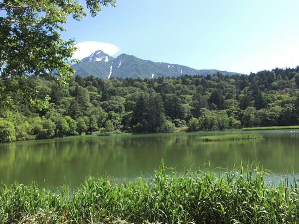 【利尻島】姫沼観光案内です。