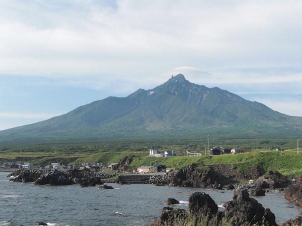 【利尻島】仙法志御崎公園観光案内です。