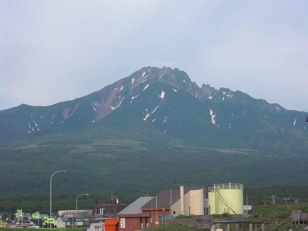 【利尻島】沓形町観光案内です。