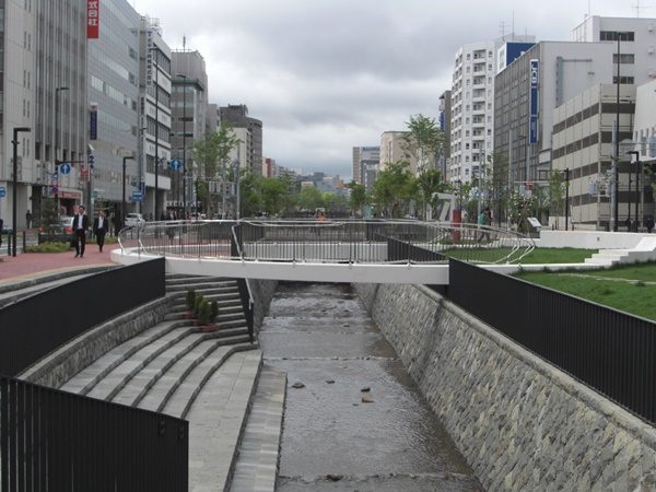 【札幌】創成川観光案内です。