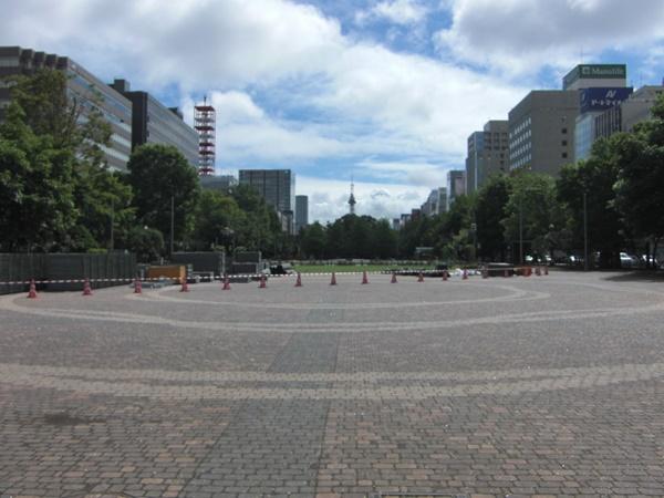 【札幌】大通公園観光案内です。