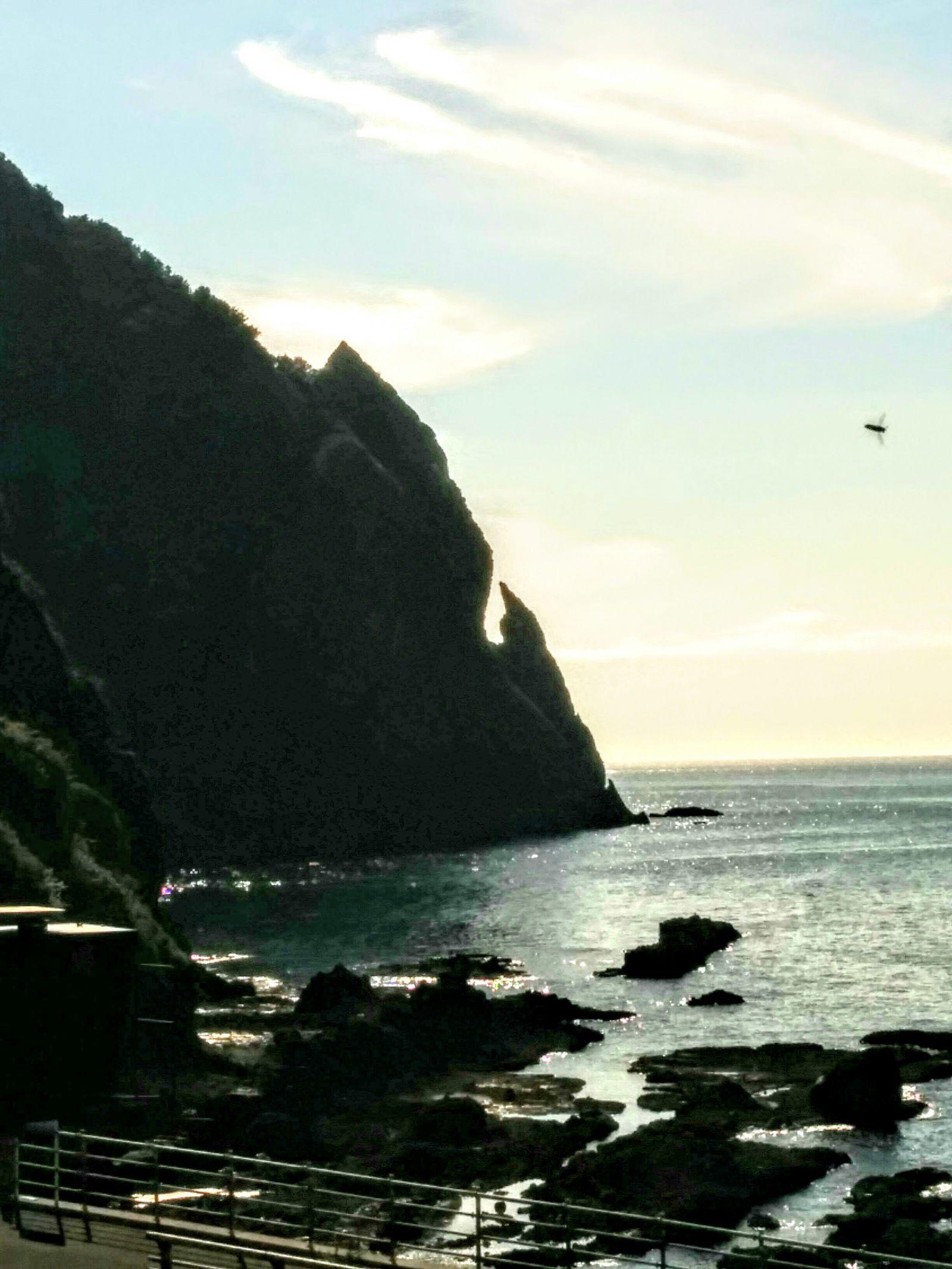 【岩内町】雷電海岸・雷電温泉・雷電岬観光案内です。