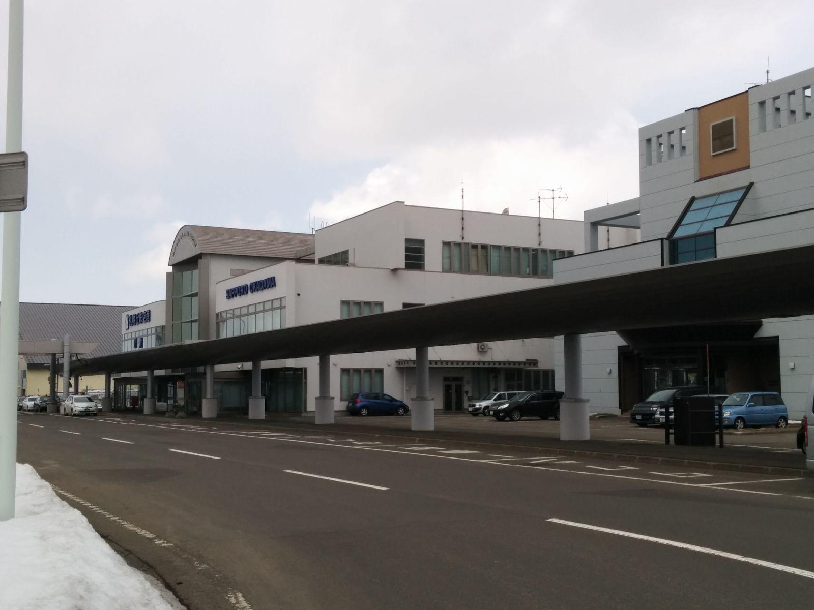 【札幌】丘珠空港観光タクシー