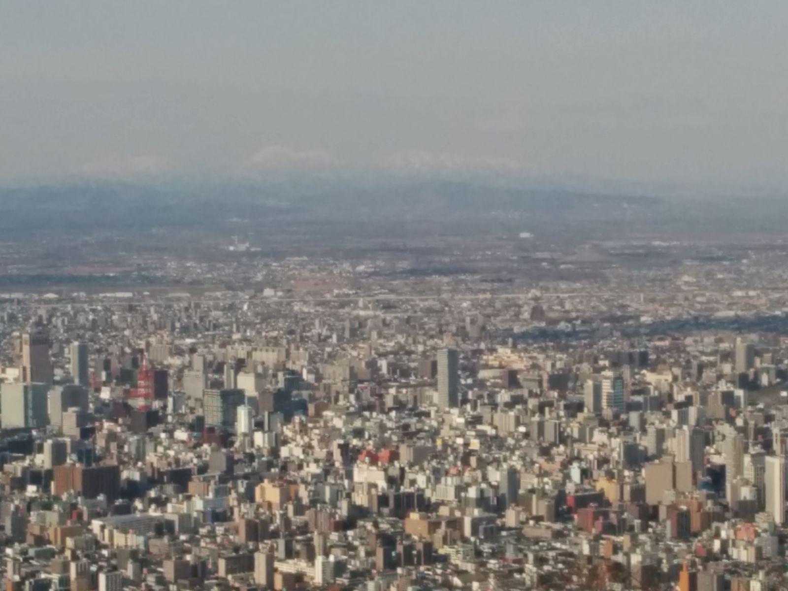 【札幌】藻岩山展望台観光案内です。