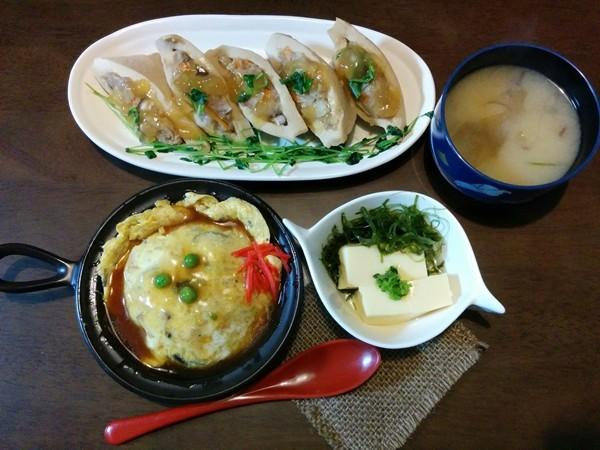【小樽市】お家御飯・天津丼グルメ案内です。