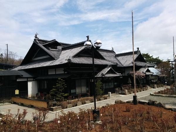【小樽】桜の旧青山別邸観光タクシー