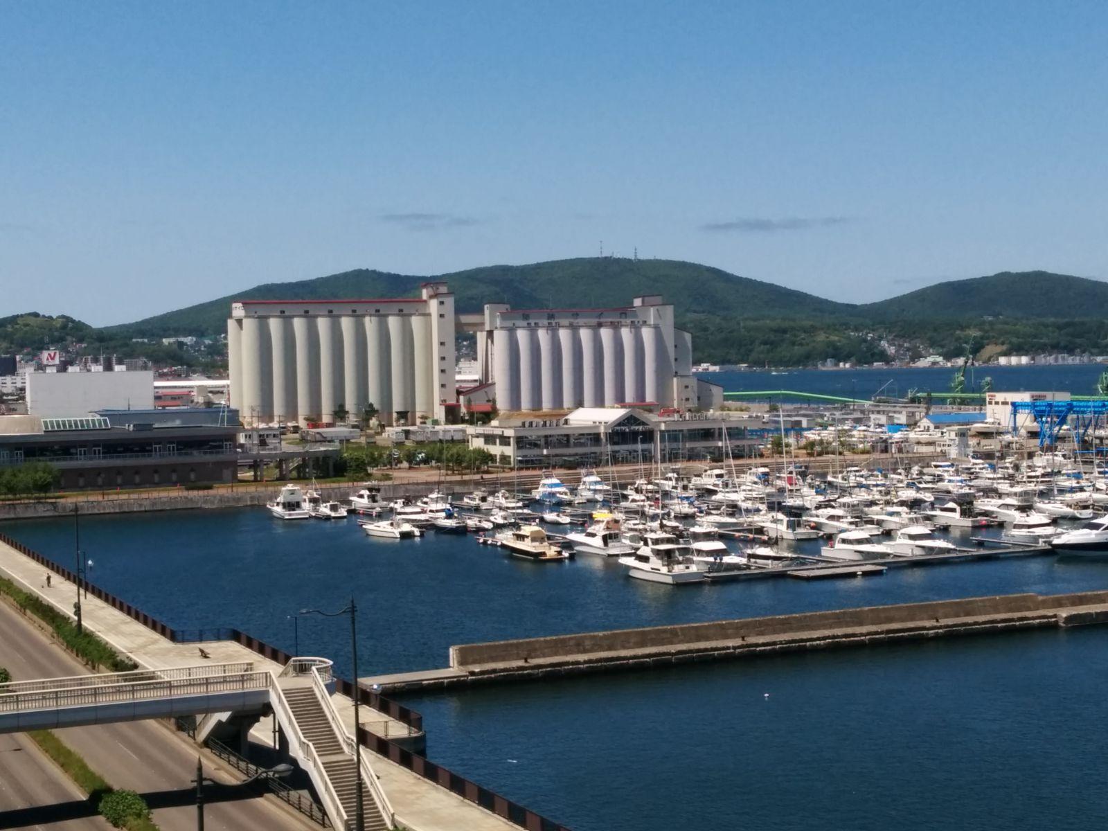 【小樽市】ウイングベイ小樽観光写真です。