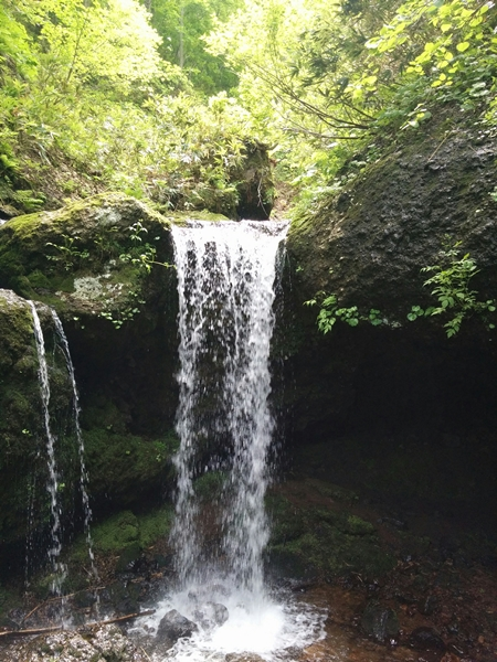 【小樽市】秘境パワースポット・穴滝観光案内です。