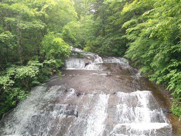【恵庭市】ラルマナイの滝観光案内です。