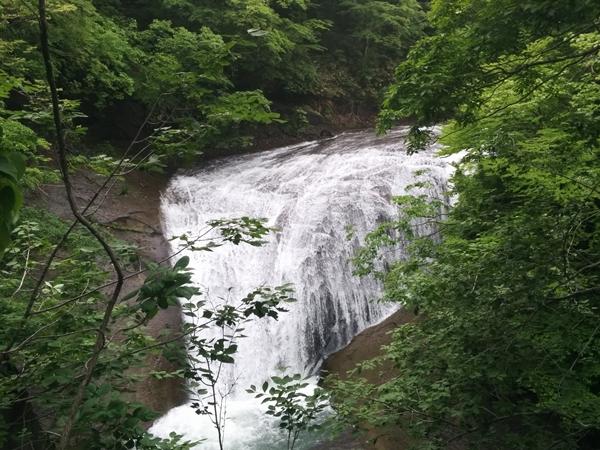 【恵庭市】白扇の滝観光案内です。
