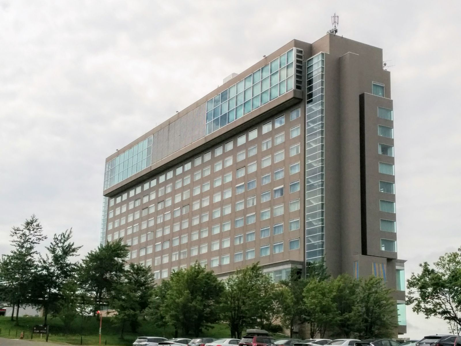 【北広島市】北広島クラッセホテル観光タクシー