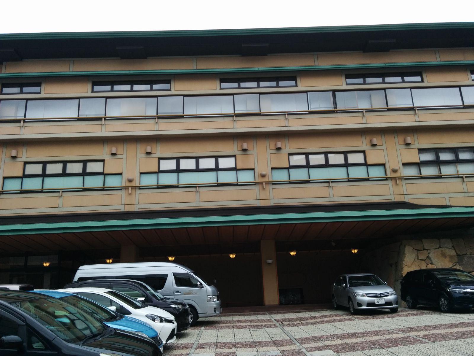 【定山渓温泉】ホテル花もみじ観光タクシー
