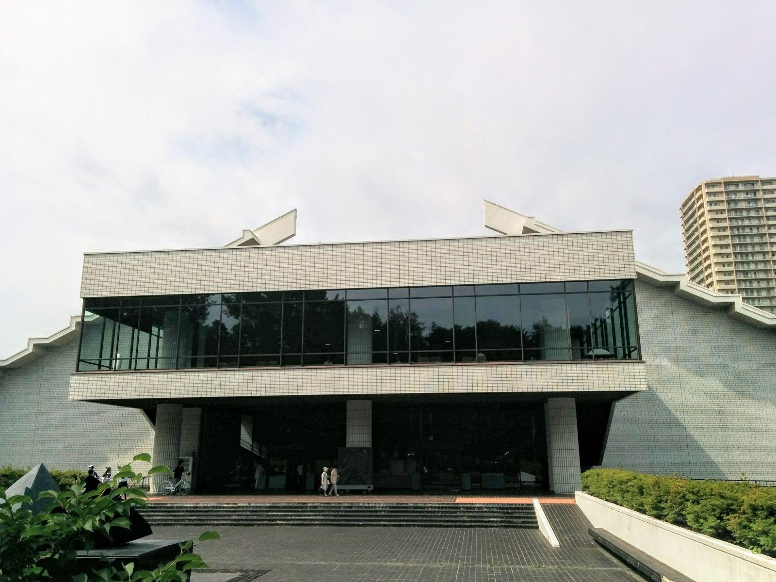 【札幌市】北海道立近代美術館観光案内です。