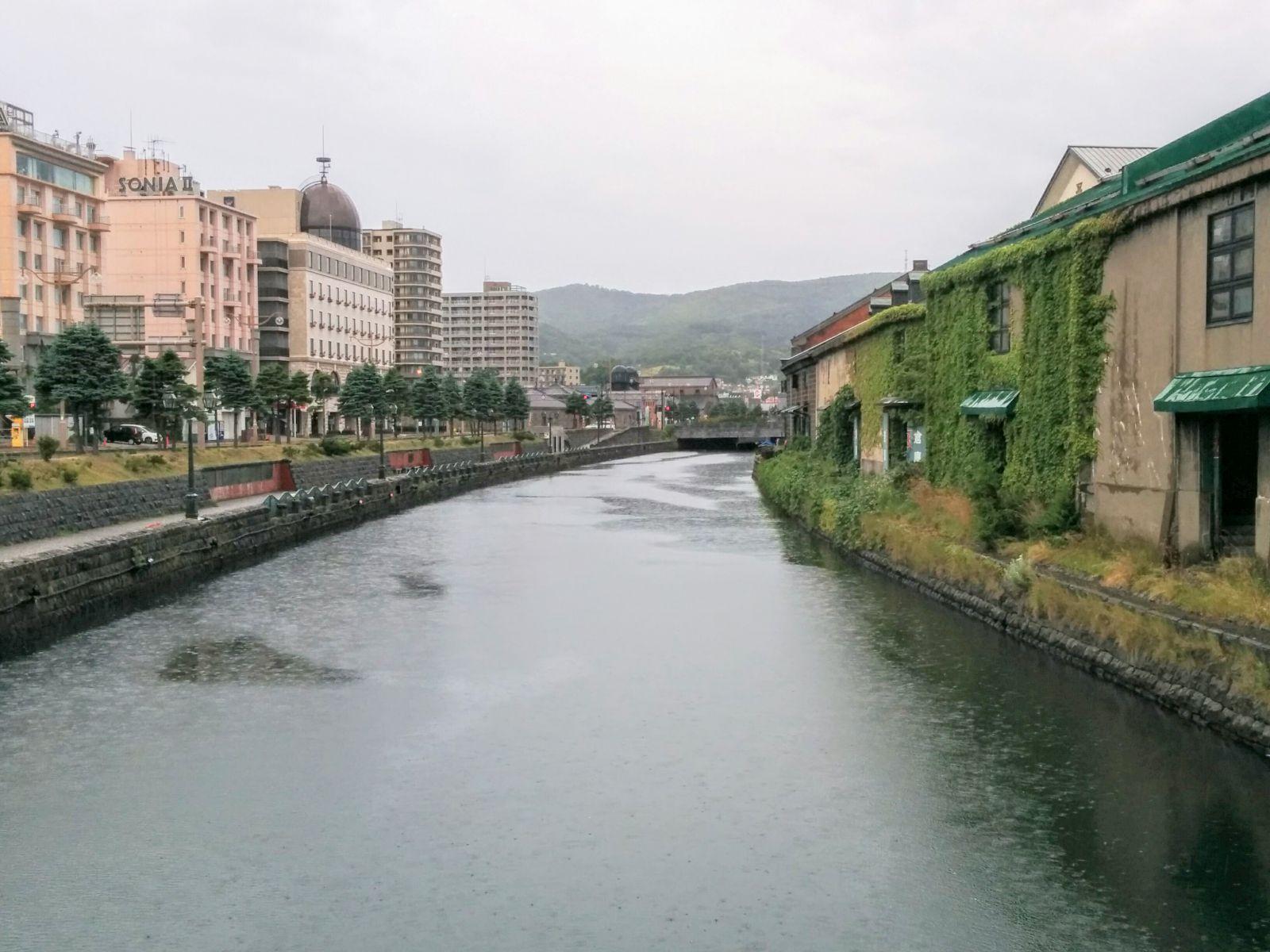 【小樽市】小樽運河観光案内です。