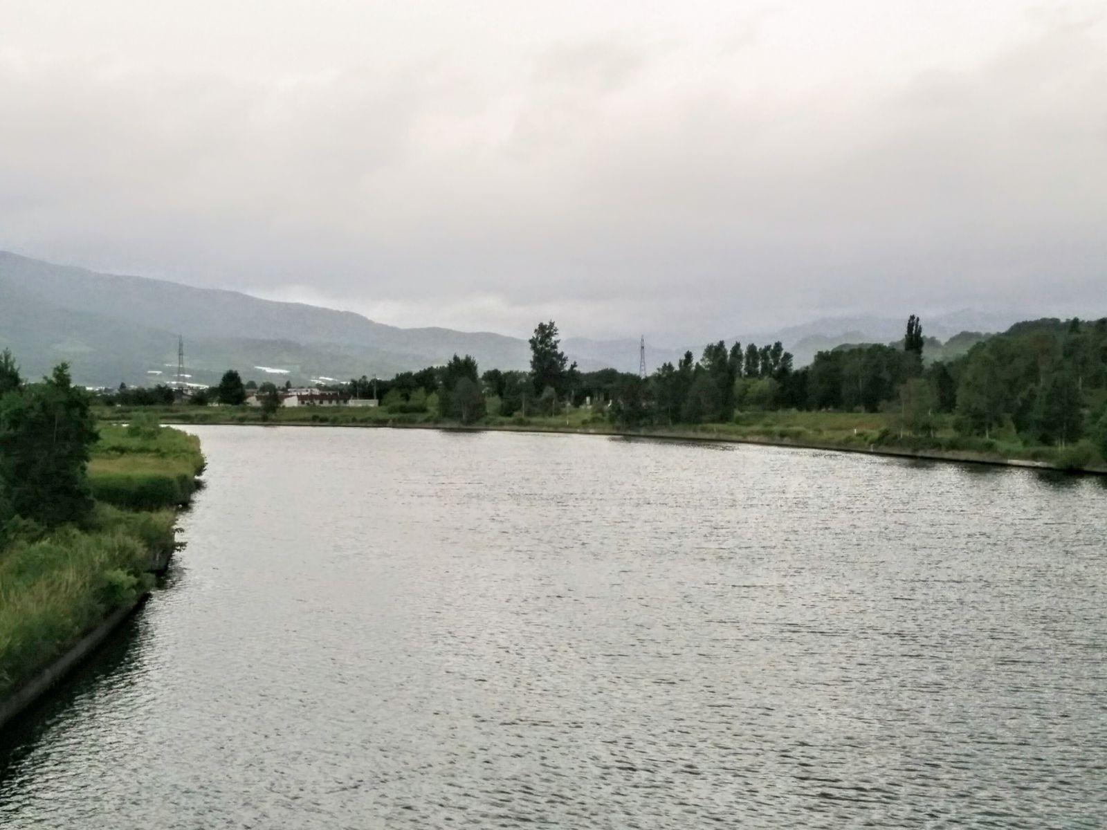 【余市町】余市川と余市橋の観光案内です。