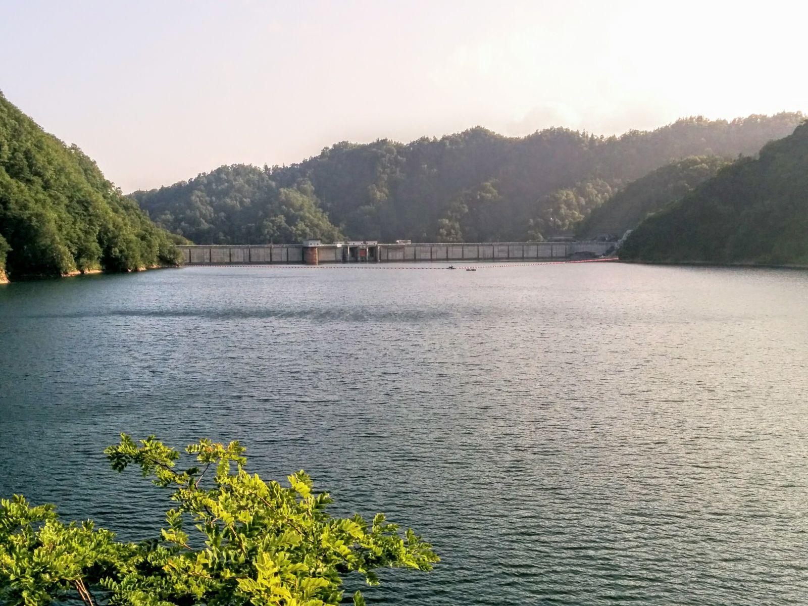 【定山渓】定山渓ダムと札幌湖観光案内です。