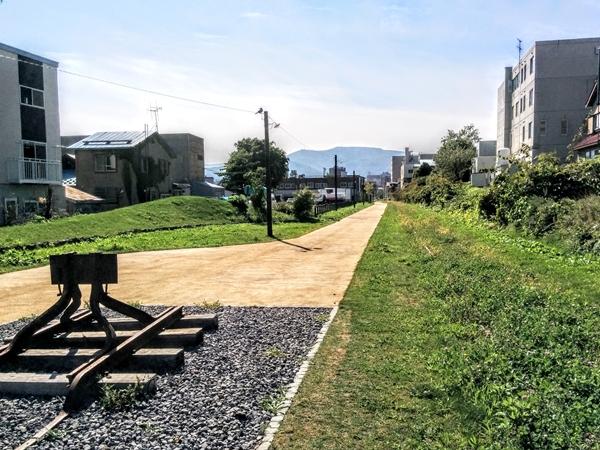 【小樽市】旧手宮線(幌内鉄道)観光案内です。