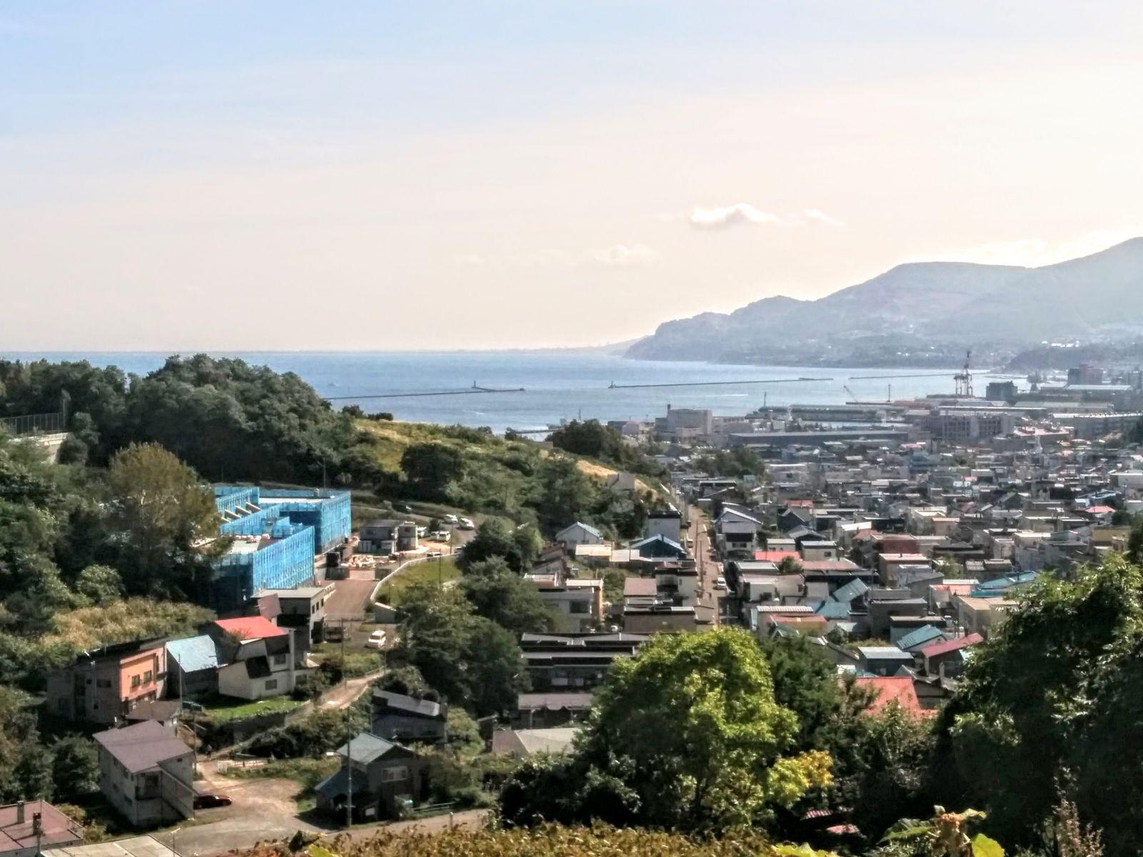 【小樽市】私の好きな小樽の風景観光写真です。