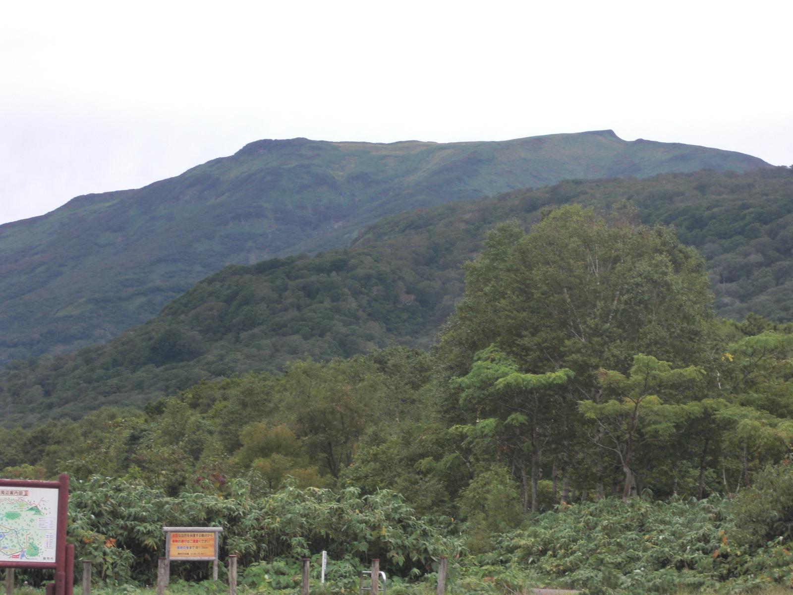 【島牧村】狩場山観光案内です。