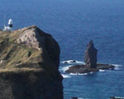 積丹半島での観光ジャンボタクシー・送迎観光タクシー、神威岬観光案内です。