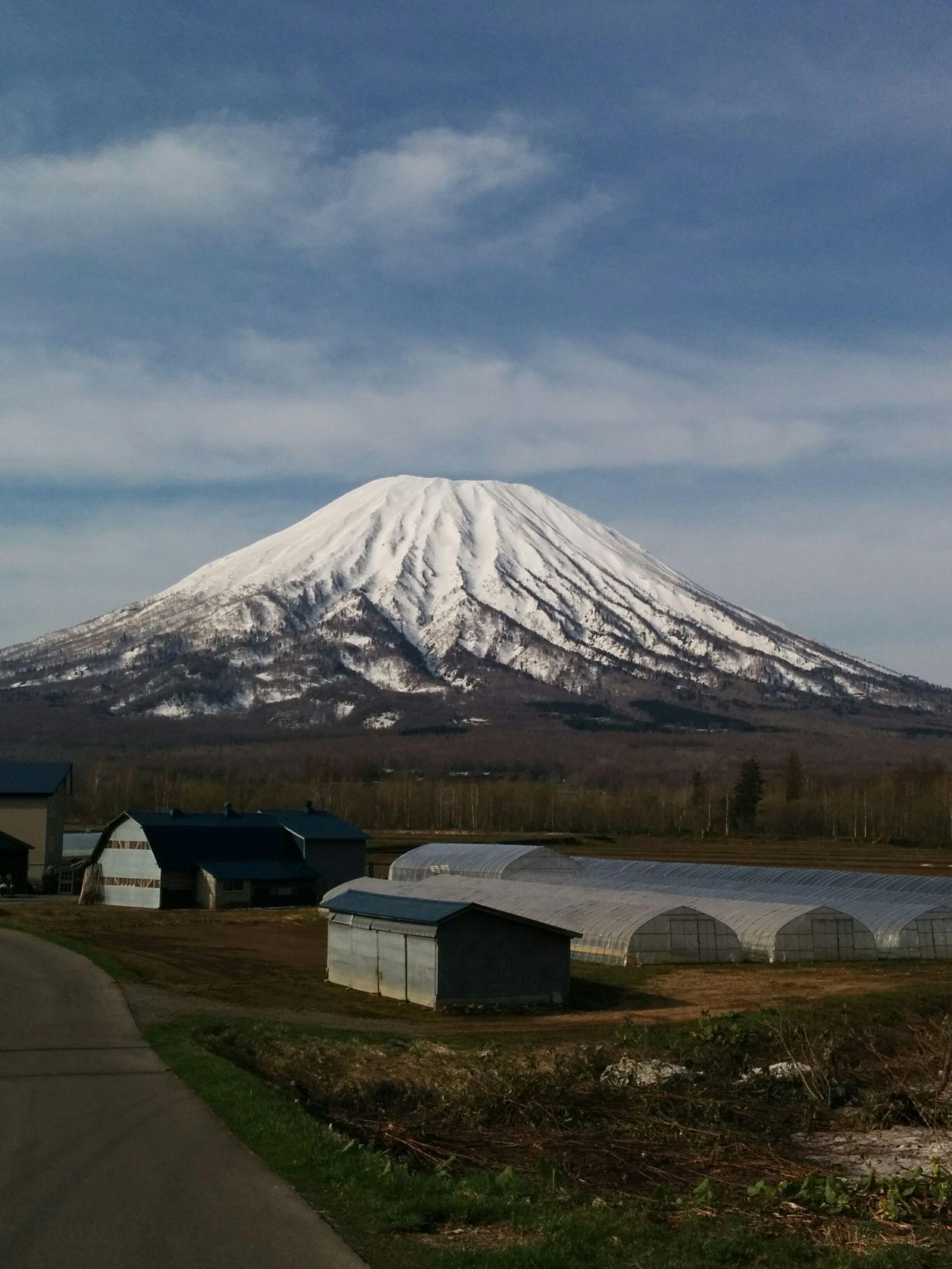 蝦夷富士羊蹄山の伝説観光案内です。