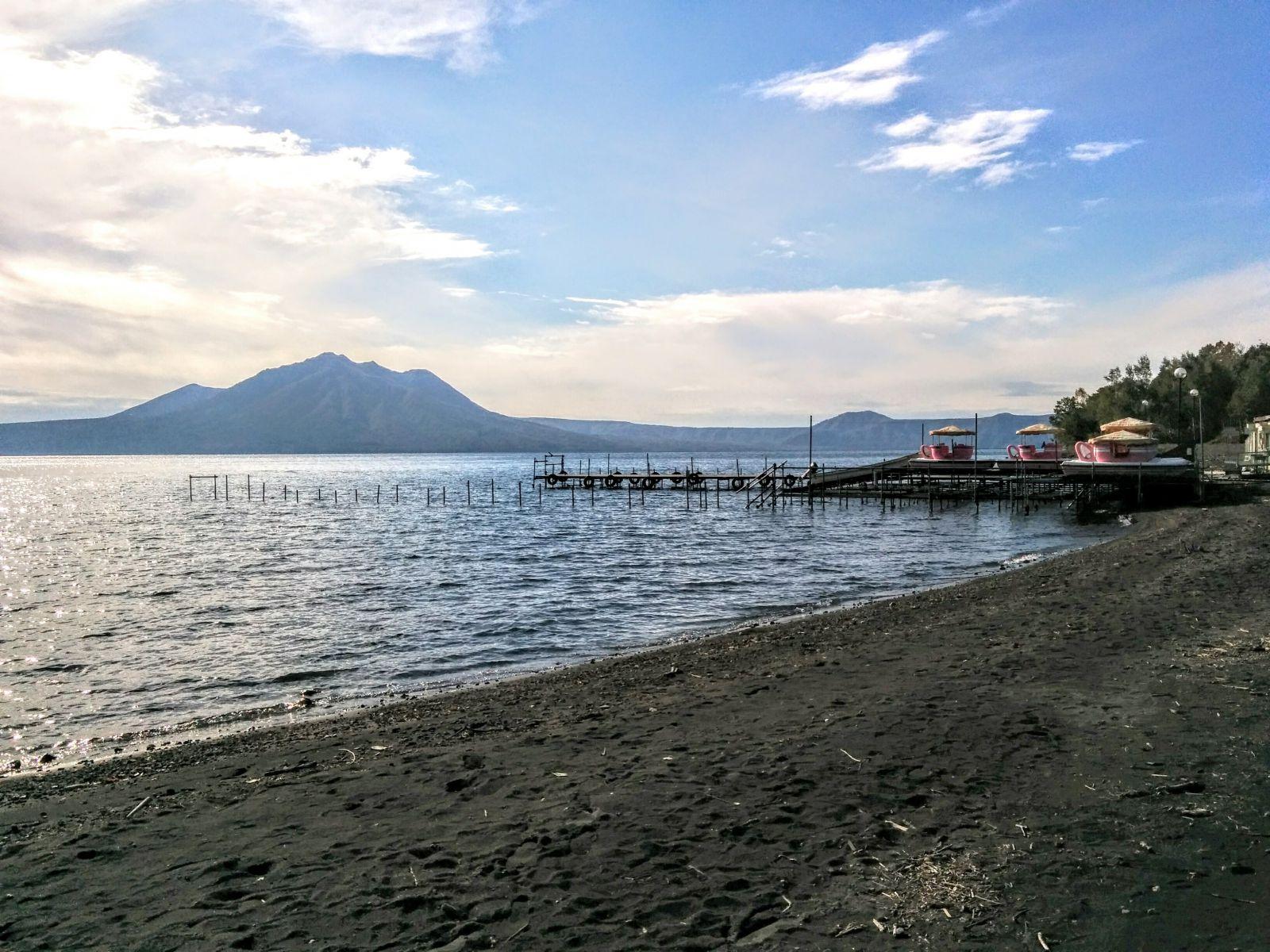 【支笏湖】風不死岳観光案内です。