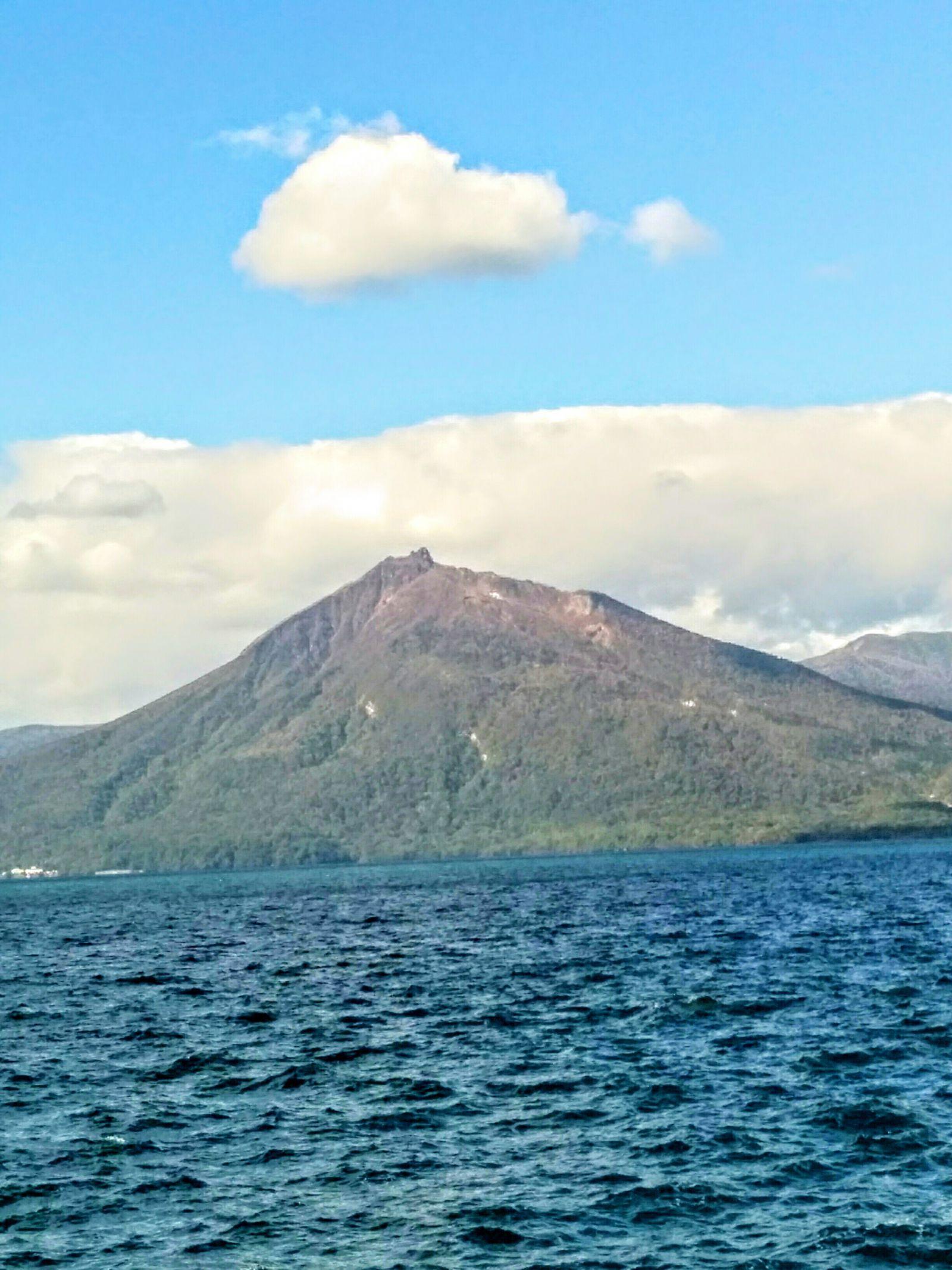 【支笏湖】恵庭岳観光案内です。