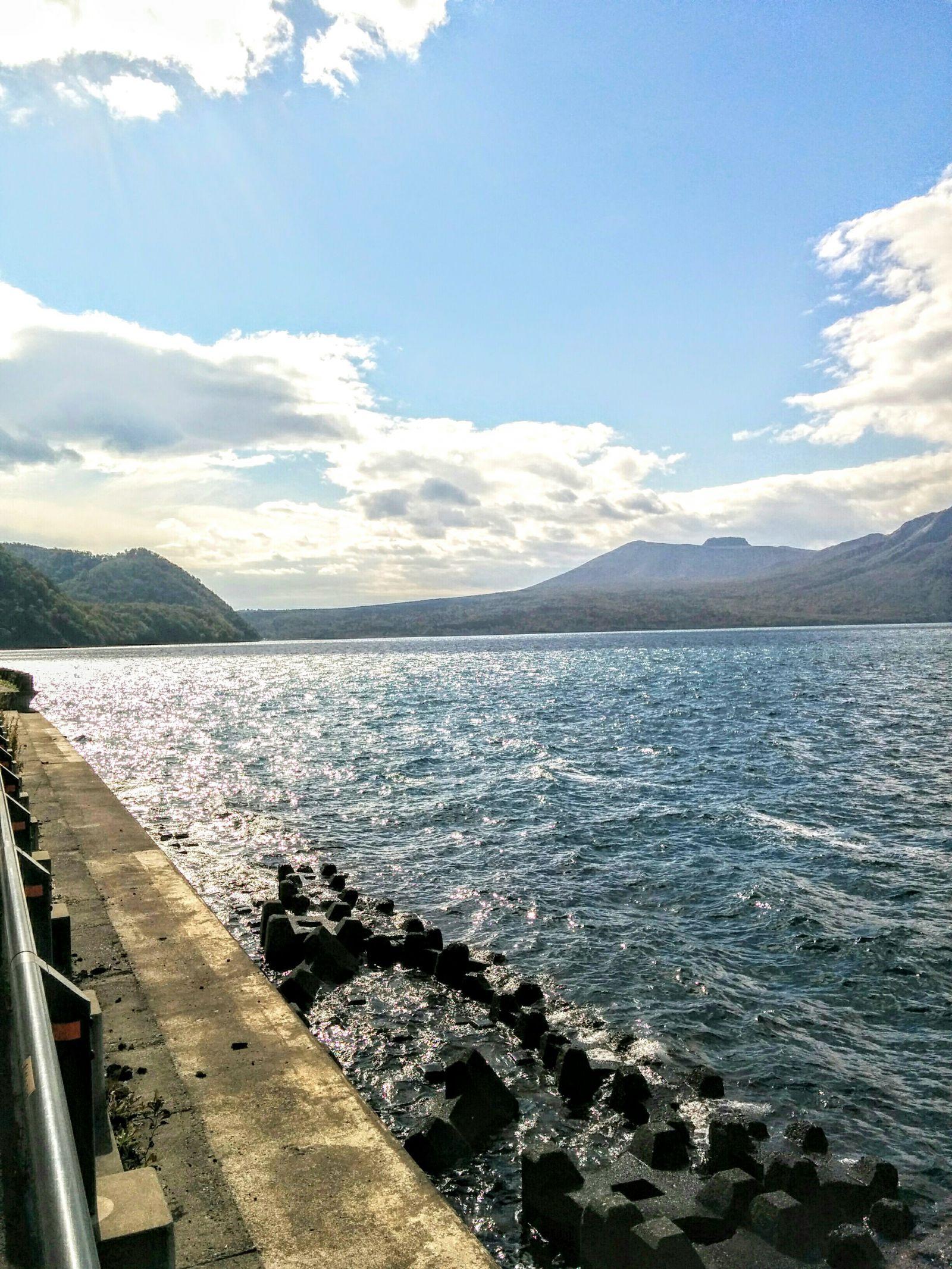 【支笏湖】樽前山観光案内です。