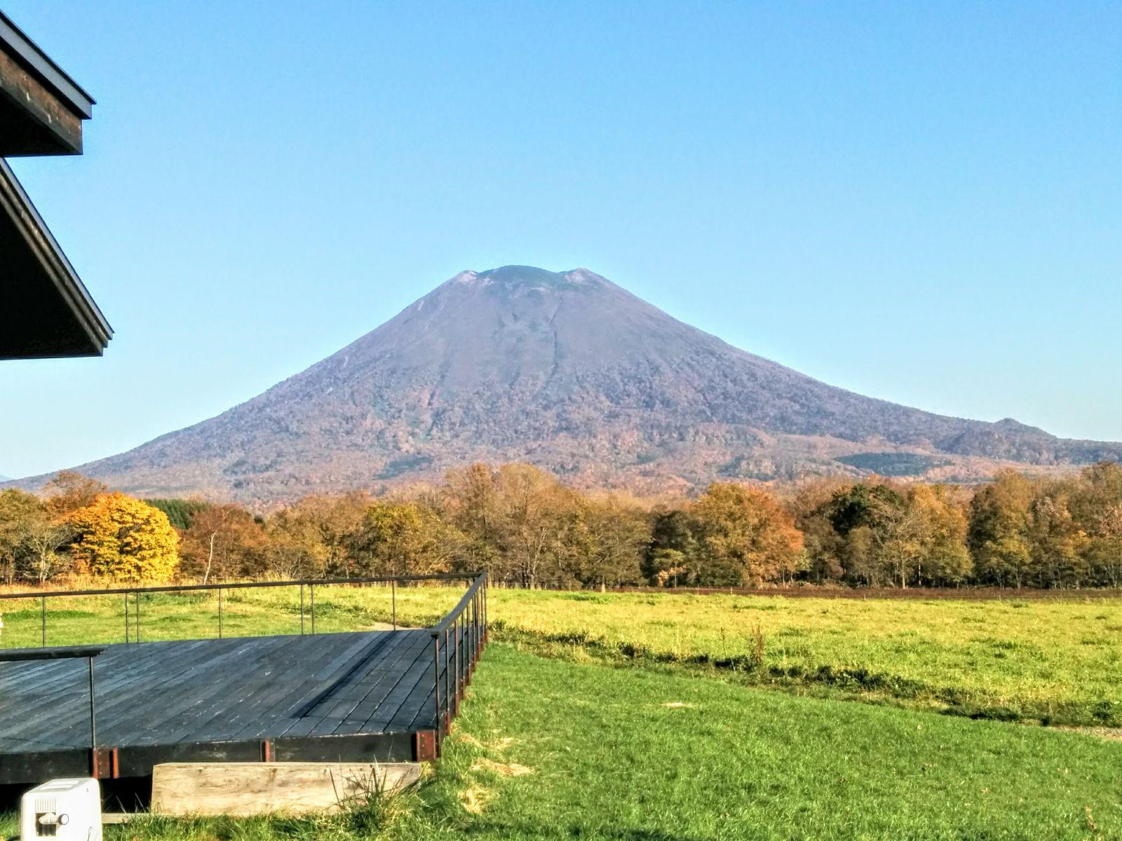 蝦夷富士羊蹄山観光案内です。