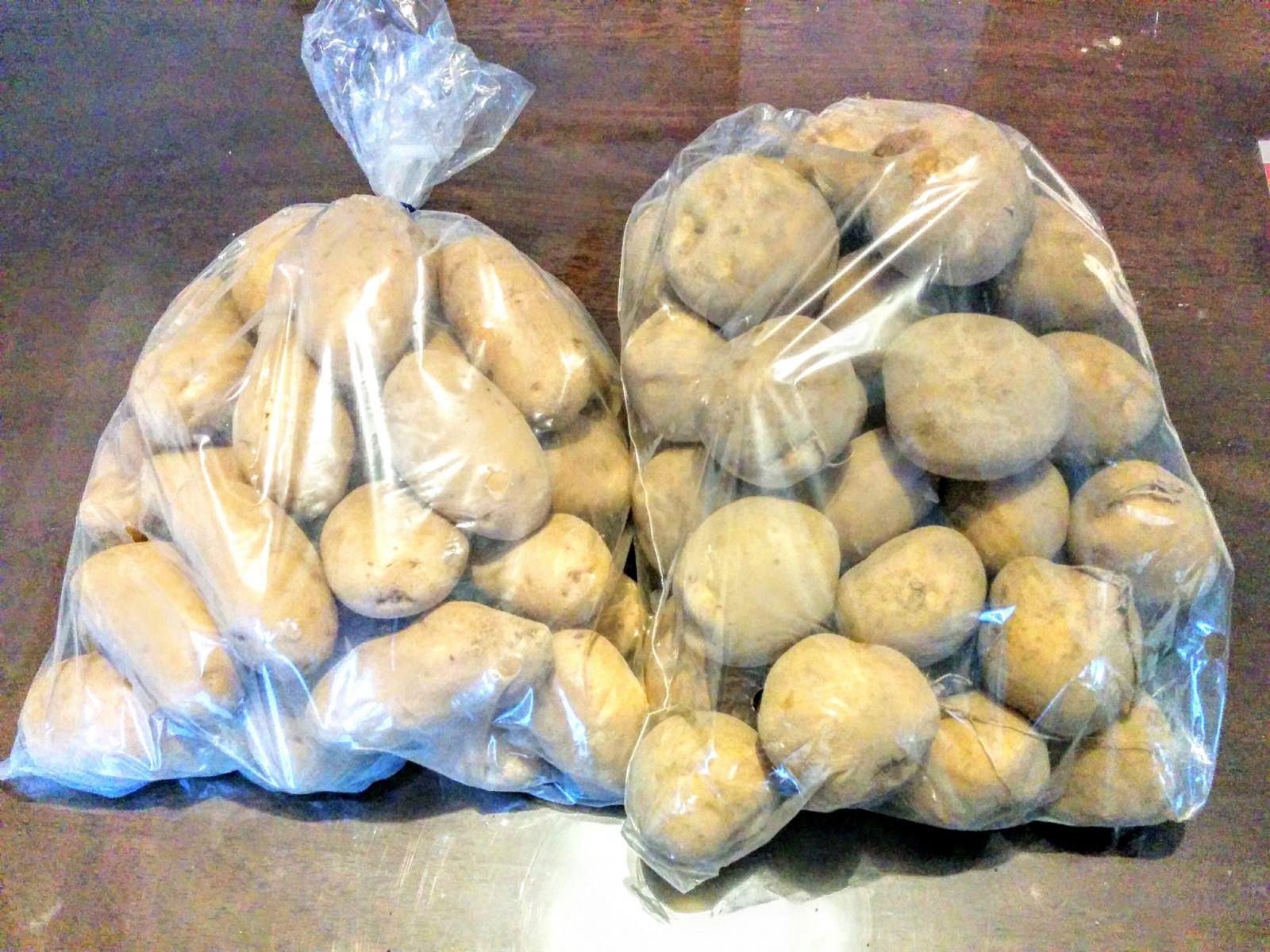 【北海道】ジャガイモ観光案内です。